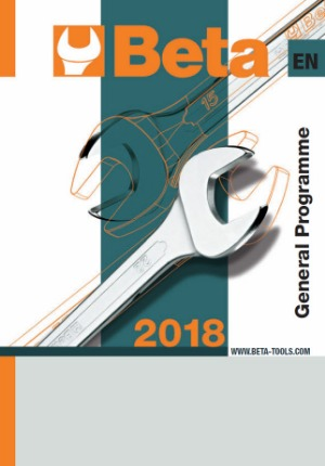 Beta General Catalogue 2018_EN